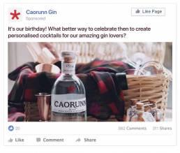 Facebook ad maker